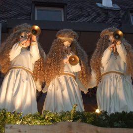 Musizieren unterm Weihnachtsbaum