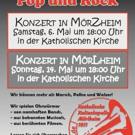 Konzert in Mörlheim