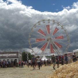 KKK beim Woodstock der Blasmusik