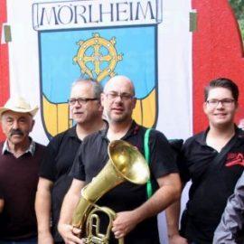 KKK auch beim Festumzug in Godramstein dabei….
